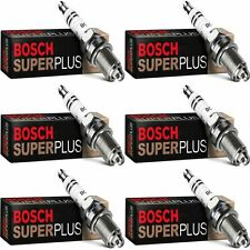6 X Bosch Copper Core Spark Plugs For 1969-1974 FORD E-300 ECONOLINE L6-3.9L