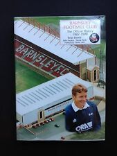 BARNSLEY FC THE OFFICIAL HISTORY FOOTBALL BOOK IDEAL XMAS GIFT BRAND NEW
