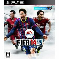 Used PS3 FIFA14 Japan Import