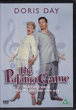 The Pajama Game - Doris Day UK R0 Pal DVD