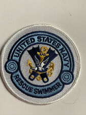 US NAVY RESCUE SWIMMER Military Patch New