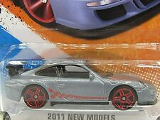 HOT WHEELS VHTF 2011 NEW MODELS SERIES PORSCHE 911 GT3 RS