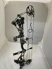 Martin Archery  Inferno 33 Bow RTH Package -RH Treezyn Early Seezyn Camo 70#