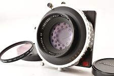 【EXC+5】 Fuji Fujinon SF 250mm f5.6 Soft Focus 4x5 8x10 Lens Copal 3 From JAPAN