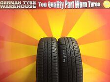 165 65 15 Bridgestone b250 1656515 Part Worn Summer tyres x2