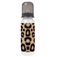 Estrella de rock bebé leopardo botella 250 ml