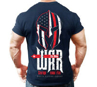 New Men's Bodybuilding Monsta Clothing Gym T-shirt - This Means War