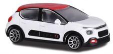 Citroen C3 3 Iii White Red Majorette Street Cars 254M 1:57 1:64 2018