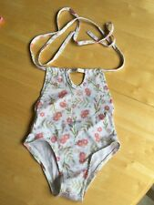 One Piece Swimsuit from Bailey's Blossoms  - Size 6 - 9 Months - Second? -  NWT