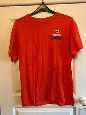 Ladies Orange MS Volunteer Army - Defeat MS T Shirt - VGC - Large