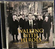 Walking With Heroes - The Music Of Paul Lovatt-Cooper CD Album in VG Condition