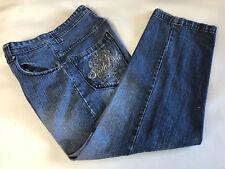 SOUTH POLE Men's Jeans Size 32 Ramie/Cotton