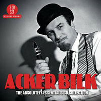 Acker Bilk : The Absolutely Essential 3CD Collection CD 3 discs (2014)