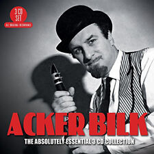 Acker Bilk : The Absolutely Essential 3CD Collection CD (2014) ***NEW***