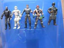 LOT of 5 Lanard The Corps & GI Joe  Action Figures