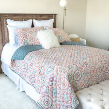 Your Lifestyle Willow Microfiber Quilted Bedding Set
