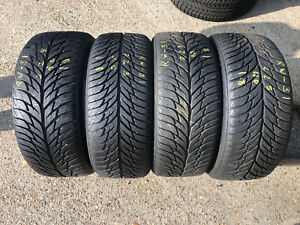 4x225 40 18(92V)Uniroyal The Rain Tyre All Season Expert Ex Load M+S Tread 7-8mm