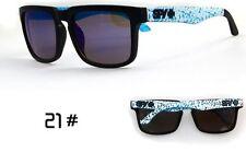 Outdoor Sport Fashion Unisex Retro Ken Block Cycling Helm Sunglasses Aviator #21