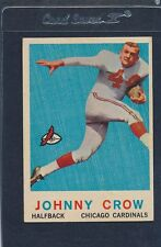 1959 Topps #105 Johnny Crow Cardinals EX/MT 59T105-121315-2