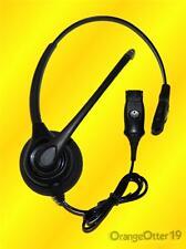 Plantronics HW251N SupraPlus Wideband Noise-Canceling Single-Ear Headset QTY