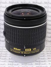 Nikon 18-55mm f/3.5-5.6 G VR AF-P DX Zoom Lens -  Boxed