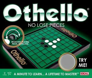 Othello 'No Lose Pieces' Game by IDEAL