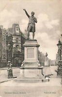 Lovely Vintage Postcard Grattan Statue, Dublin Early 20th Century (Dec 1904).