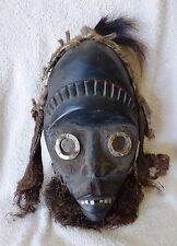 Antique Tribal Dan Mask, Ivory Coast/Cote de Ivorie