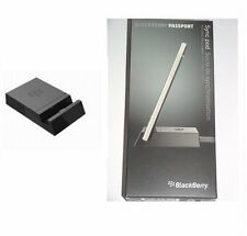 Original Blackberry Passport Modular Sync Pod Dock Dockingstation ACC-60407-001