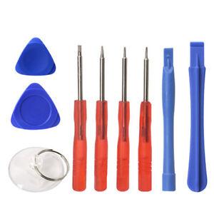 iPhone SE 5S 6 6S 7 8 X XS MAX  Plus Repair Opening Pry Tool Kit Screwdriver Set