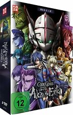 Code Geass - Akito the Exiled - OVA 1+2 - DVD - NEU