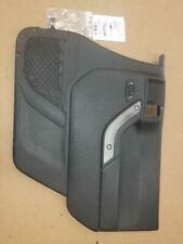 Jeep JK Wrangler Passenger Front Inner Door Panel Black 1QJ37DX9AF 11-17 15109