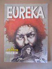 EUREKA n°2 1979 con Diabolico Paganini di Beppe Madaudo [G284] Buono
