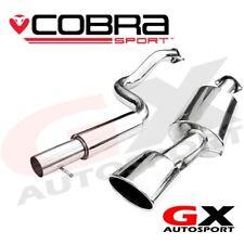 VW14 Cobra Sport VW Golf MK4 1J 1.9 Tdi 98-04 Cat Back Exhaust Res