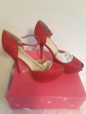 Shoe Dazzel Women Size 9.5 Pee Toe Stilettos, NWT