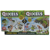 Quixels Combo Pack 87082 Design Creator & Blaster SEALED Fast Shipping