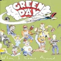 Green Day When I come around (1995, #2435282) [Maxi-CD]