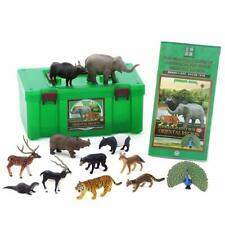 Colorata Endangered Animals Zoogeography Box Oriental Region Real Figure Box
