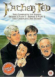 Father Ted - Complete Series Collection (DVD Box Set) NEW AND SEALED UK REGION 2