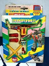 1986 Transformers G1 BRUTICUS VORTEX (TAIWAN TOYS)