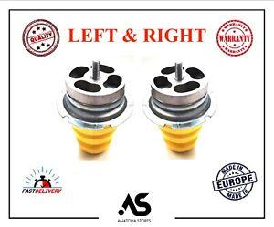 2 X Hinten LH & Rh Aufhängung Gummipuffer Für Fiat Doblo 2001 Ab 46817717