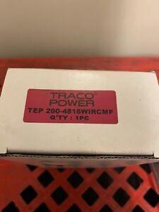 Traco Power Wandlermodul 48V/DC24V