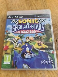 Sonic & Sega All-Stars Racing PS3 Sony PlayStation 3 Video Game
