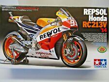 Tamiya 14130 1/12 Repsol Honda Rc213v 2014