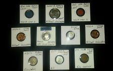 COIN LOT collection PROOF+SILVER+BUFFALO+INDIAN+WORLD WAR II OPA+no junk drawer