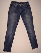 EUC $189 Womens Stunning Levi's ® 'BOLD CURVE SKINNY' Indigo Jeans Size W28 L32