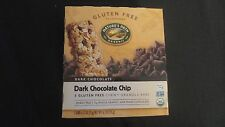 Nature's Path Organic Dark Chocolate Chip 5 Chewy Granola Bars 1.2 Oz No Gluten