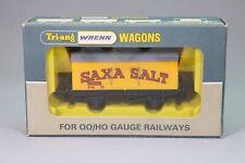 ZA1248 Triang Wrenn Wagon Ho/OO W4665P Bache Saxa Salt 248 Salt wagon Saxa