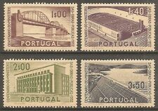 Mint Hinged Portuguese & Colonies Stamps