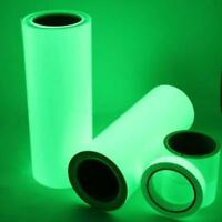 Self-adhesive 3M Luminous Tape Glow In The Dark Safety Stage Home Decor WT